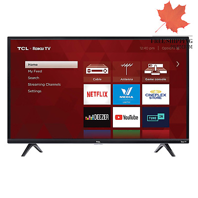 TCL 32S327-CA 1080p Smart LED Television 2019 32 ?? FAST & FREE