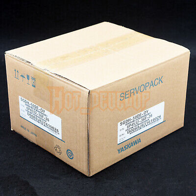 New In Box Yaskawa SGDH-50DE-OY SGDH50DEOY One year warranty