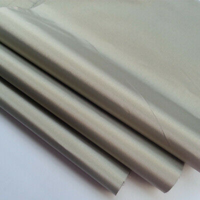 Grounding Earthing EMF/RF/RFID Shielding Fabric Material Protective Clothing Lot
