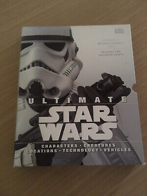 Collectible Star Wars and Star Trek books includes CD-ROM tour AUSTRALIAN SELLER