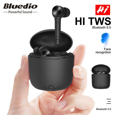Bluedio Hi wireless bluetooth earphone for phone stereo sport earbuds headset 3C