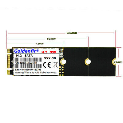 M.2 SSD 1TB SATAIII disk drive for laptop solid state High Speed hard disk