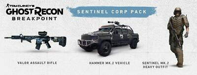Tom Clancy's Ghost Recon Breakpoint: Sentinel Corp. Pack DLC - Xbox/PC