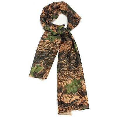 5X(Foulard Echarpe Cheche Cache-Col Camouflage Tactique Militaire Armee Pol K7T5