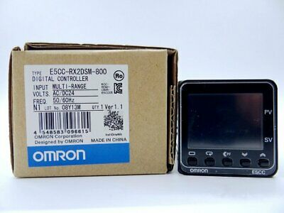 New OMRON Temperature Controller E5CC-RX2DSM-800 free shipping#XR
