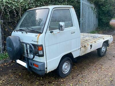 1988 Honda ACTY +. BARN FIND SPARES OR REPAIR + Suzuki Carry + Bedford Rascal +