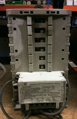 CR463MD0NJD Lighting Contactor GE General Purpose Control