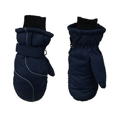 Children Gloves Boys Girls Winter Thermal Outdoor Skiing Cycling Sports Mittens