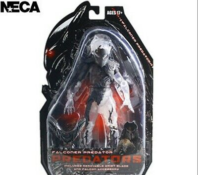 "1:12 Falconer Masked Predator 7"" Action Figure Predators Series 7  Doll"