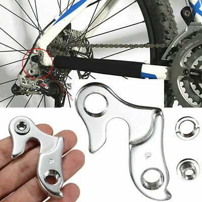 Universal  Road Bicycle Alloy Rear Derailleur Hanger Frame Gear Tail Hook  JF