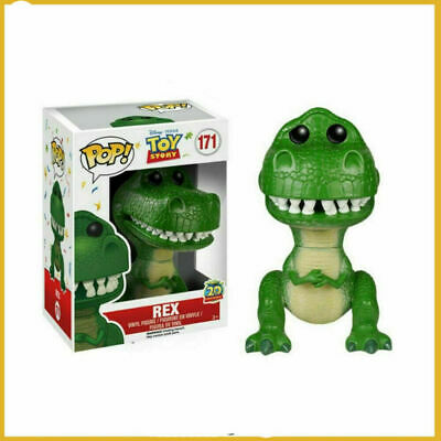 FUNKO POP! TOY STORY REX Action Figures Exclusive Collectible Model Toys