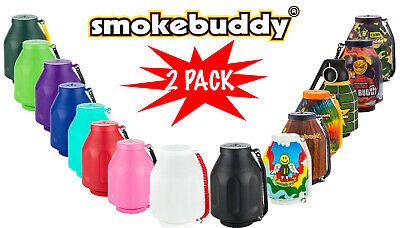 The Original Smoke Buddy Personal Air Filter Great Gift random colour