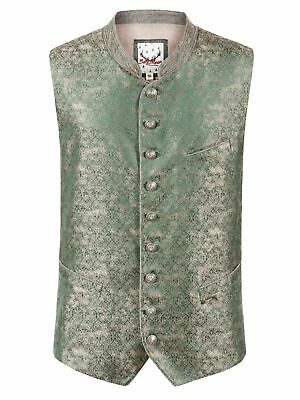 Stockerpoint Traditional Costume Waistcoat Wallace Green
