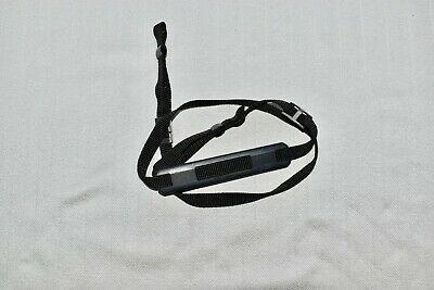 Vintage Fujica Japan Black Shoulder Neck Strap For Slr Camera  *71**