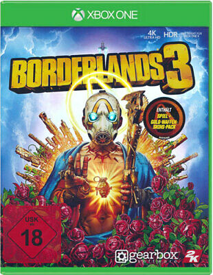 2K Borderlands 3 Xbox One Deutsche Version NEU & OVP