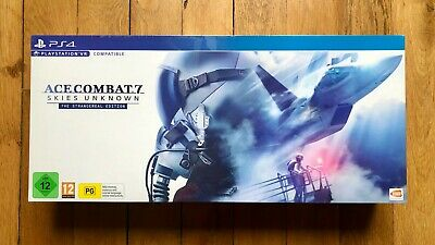 ACE COMBAT 7: SKIES UNKNOWN - The Strangereal Edition (PS4) - NEUF / SCELLÉ