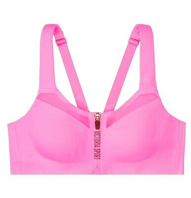 Victorias Secret Sport Incredible Knockout Ultra Max Front Close Sports Bra Nwt