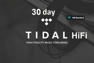 TIDAL HiFi Sound Quality | Personal Account | 60 days | Warranty | Worldwide 🎧
