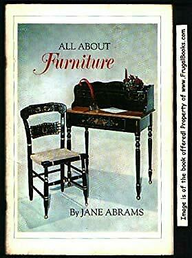 ALL ABOUT FURNITURE Doubleday Home Decorating Program
