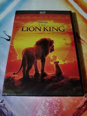 The Lion King (DVD, 2019) Live Action Film