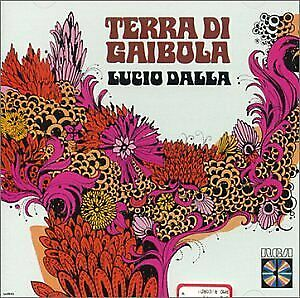 615881 711896 Audio Cd Lucio Dalla - Terra Di Gaibola