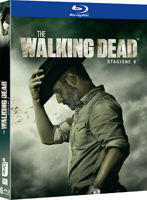 3968888 762435 Blu-Ray Walking Dead (The) - Stagione 09 (5 Blu-Ray)