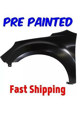 New PRE PAINTED Driver LH Fender for 2009-2015 Honda Pilot w Free Touch Up