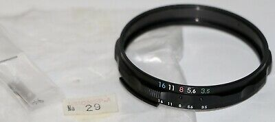 Nikon AI Modification Part Set 29 New For The 28mm f/3.5 NIkkor Early Version