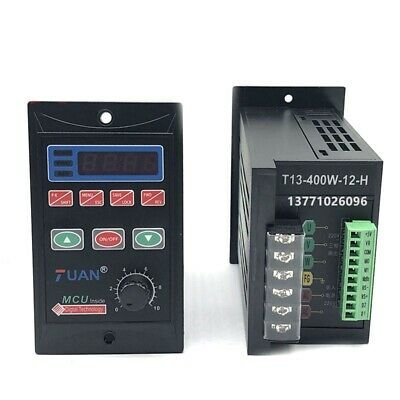 AC 220V Single Phase/3-Phase Variable Frequency Drive Converter Motor VFD