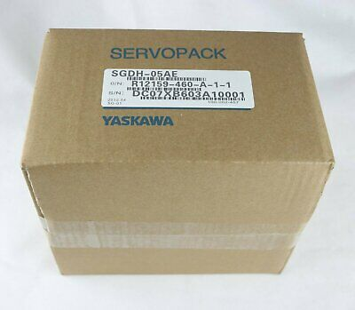 New In Box Yaskawa SGDH-05AE servo driver SGDH05AE One year warranty
