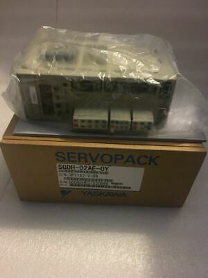 New In Box Yaskawa SGDH-02AE-OY servo driver SGDH02AEOY One year warranty