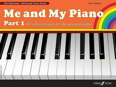 Me and My Piano Part 1 - 9780571532001