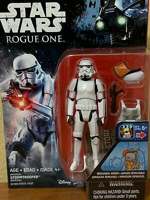 Disney Hasbro Star Wars Imperial Stormtrooper Collectible Action Figure 3.75In