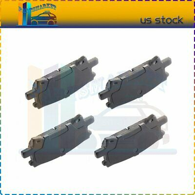 4x Ceramic Brake Pads Rear For 2004-06 Lexus RX330 07-09 RX350 06-08 RX400h