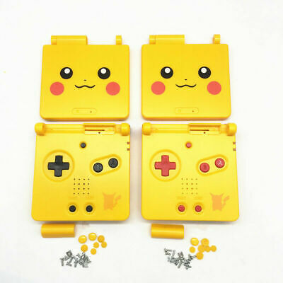 Replacement YELLOW Limited Housing Shell for Nintendo Gameboy Advance SP GBA SP