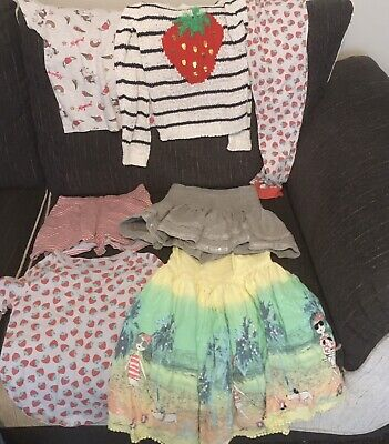 Girls Clothes Bundle 26 Items - Ages 5-6, 6-7, 7, 7-8, 8, 8-9, 9 & 9-10 Years