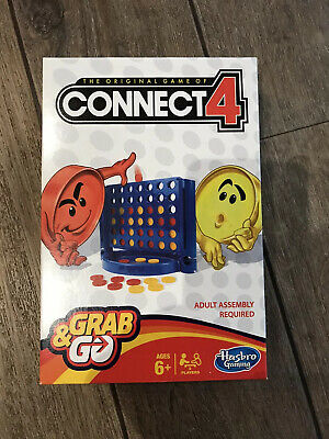 Hasbro Connect4 Game