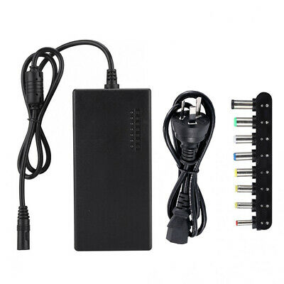 96W Universal Power Charger Charging AC Adapter EU Plug For Laptop Notebook Mar9