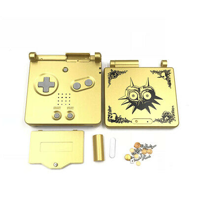 Replacement Golden Limited Housing Shell for Nintendo Gameboy Advance SP GBA SP