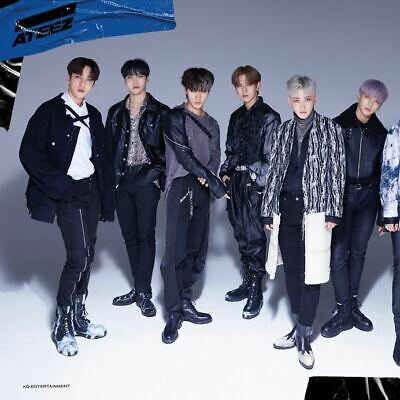 Ateez: Treasure Epilogue ACTION TO ANSWER* 2 Sets CD+Full Pack Poster (KQ) Album