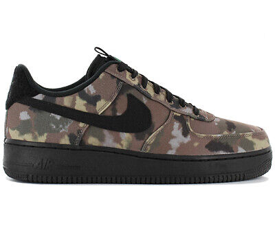 Foto ufficiali: Nike Air Force 1 Low Italy Country Camo