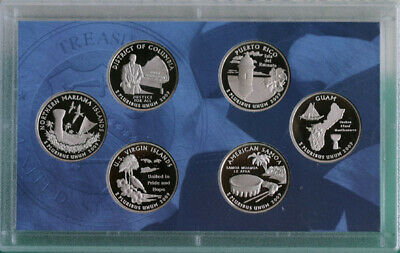 2009 S ANNUAL 18 Coin CLAD Proof Set United States Mint with Box and COA