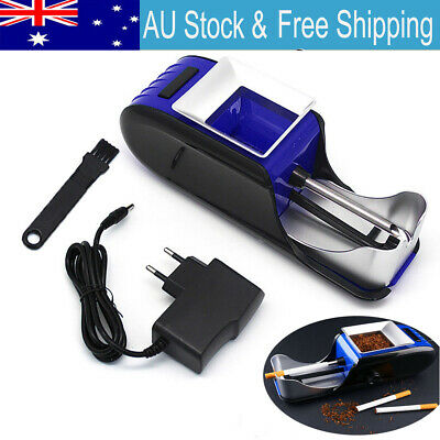 Vogue Electric Automatic Cigarette Rolling Machine Tobacco Roller Injector Maker