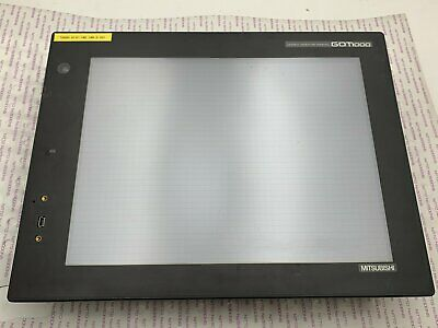 1PC Used Mitsubishi touch screen GT1585-STBD GT1585STBD Fully tested#XR