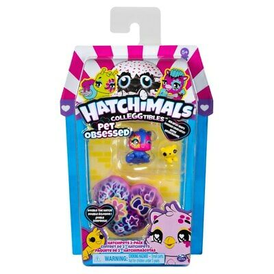 Hatchimals Colleggtibles Pet Obsessed NEW