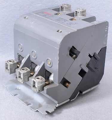 Siemens Replacement Contactor 3 Pole 75 A 120V age 42FE35AF106 By Packard