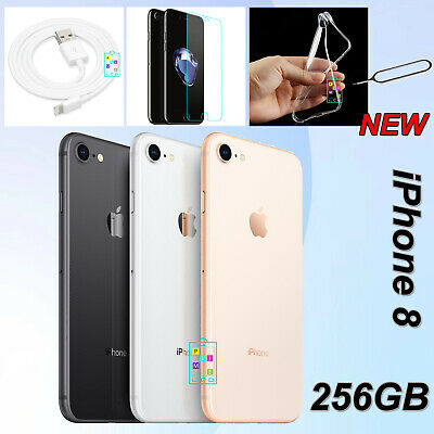 Unlocked 64GB 256GB Smartphone New Apple iPhone 8 Sim Free Various Colours UK