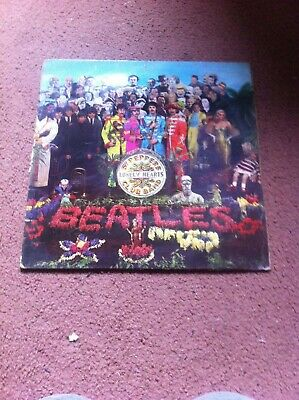 The Beatles ‎– Sgt. Pepper's Lonely Hearts Club Band / Parlophone ‎– PMC 7027