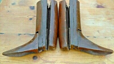 Antique Wooden Riding Boot Forms/ Stretchers