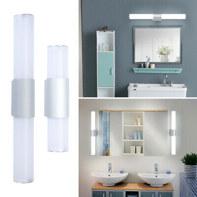 Modern Bathroom Sconce LED Lamp Vanity Toilet Mirror Front Light Wall Fixtures